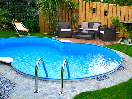 Poolsana der fachdiscount f r pool komplettsets for Pool aufstellbar